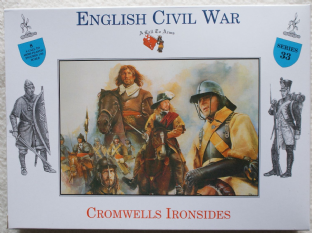 A Call To Arms 1/32 CAL3233 Cromwells Ironsides (ECW)